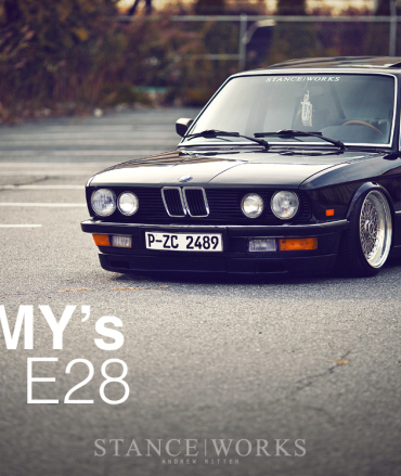 bmw e28 jeremy whittle 1jz