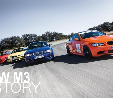 History of BMW M3