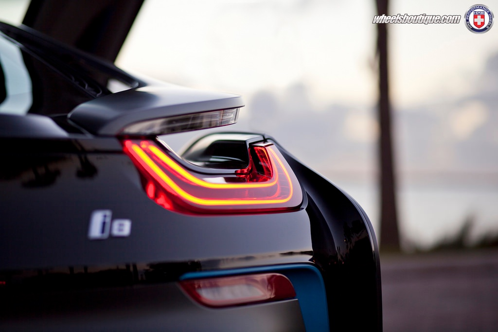 Bmw I8 Hre Tail Lights Damnedwerk
