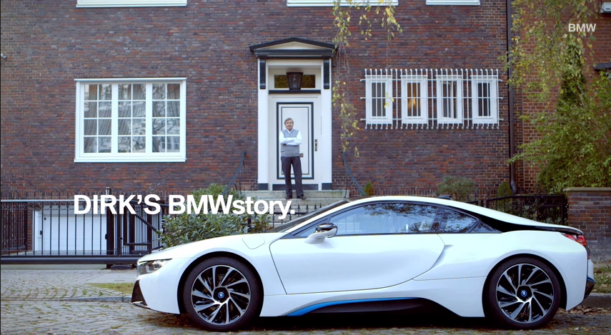 Dirk Schulz BMW i8 First Owner Stories