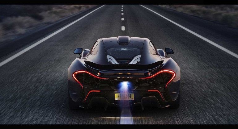 Best Supercar of the Year 2014