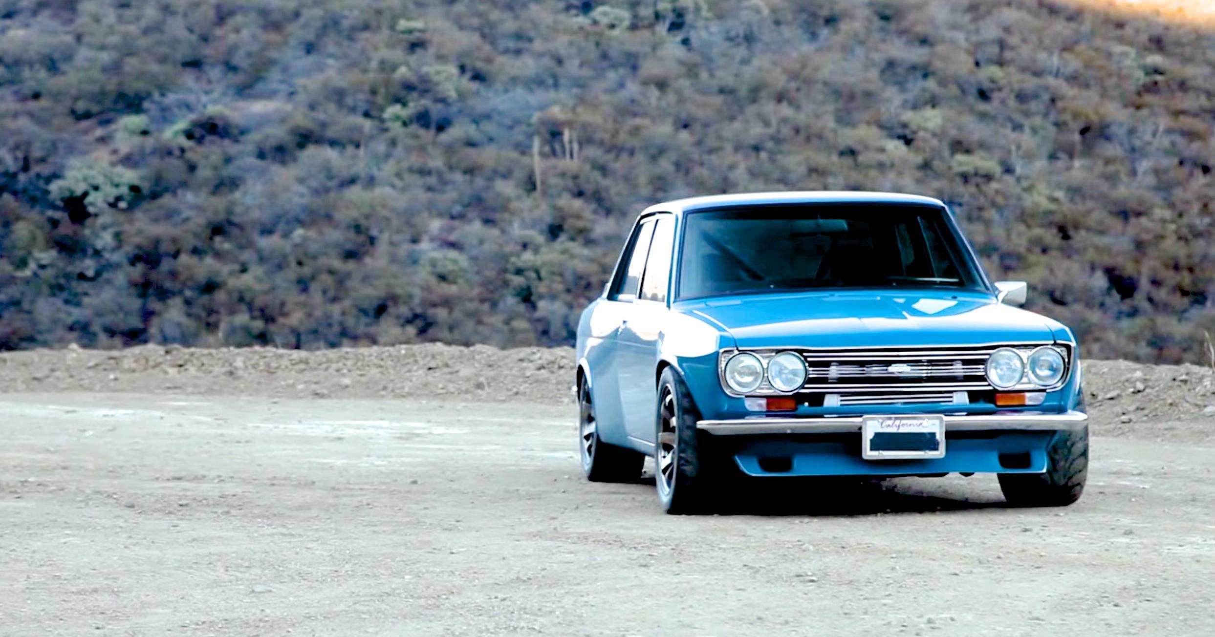 Datsun 510 Tripple S SR20 DET Turbocharged | DamnedWerk