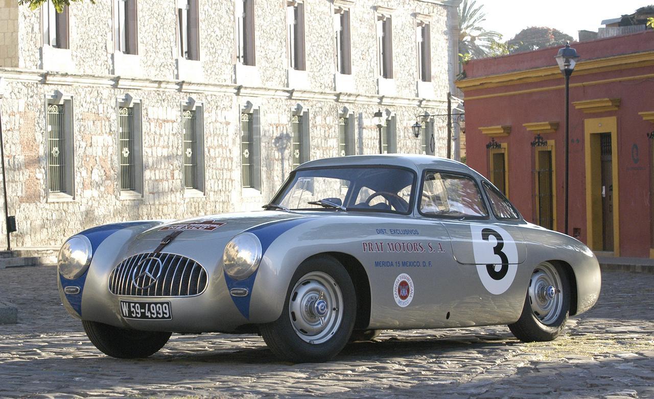 1952 mercedes benz 300 sl racing heritage for 1952 mercedes benz