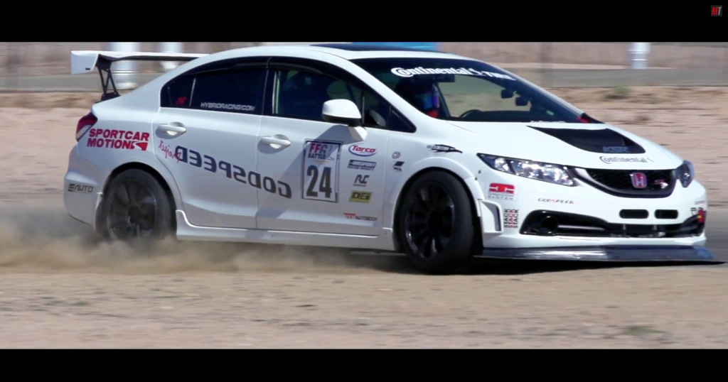 Tuner Battle 2014 Ep1 Honda Civic 2013