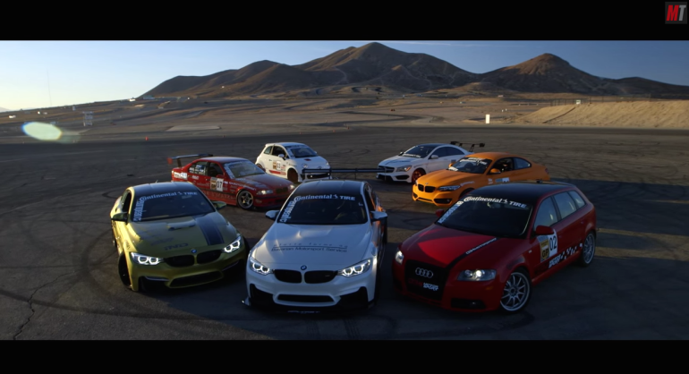 Tuner Battle 2014 Ep2 Featuring