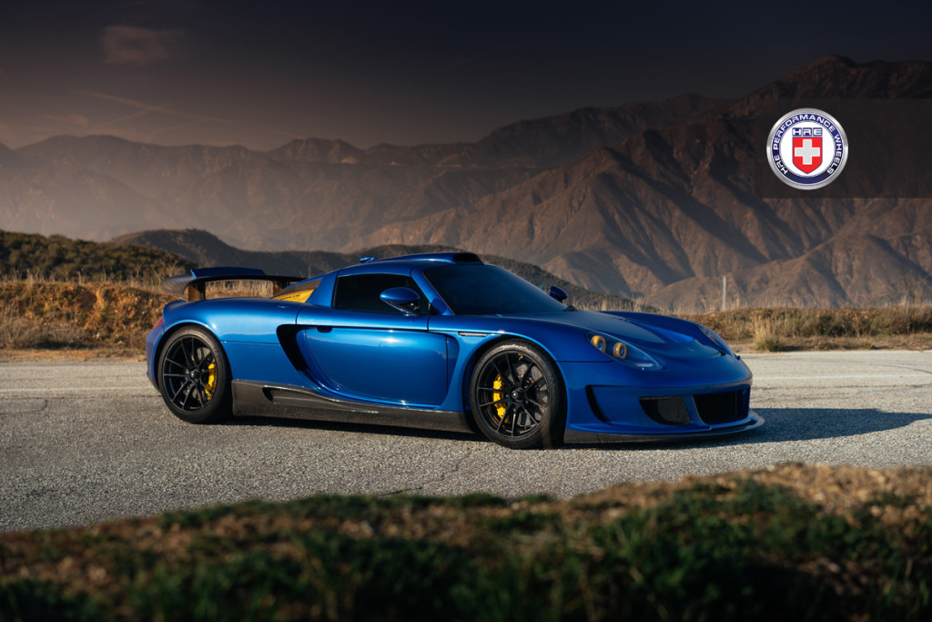 2015 Gemballa Mirage GT Front Mountain