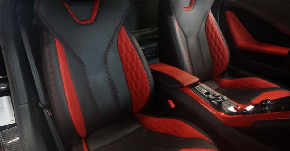 Lamborghini Huracan Mansory Seats
