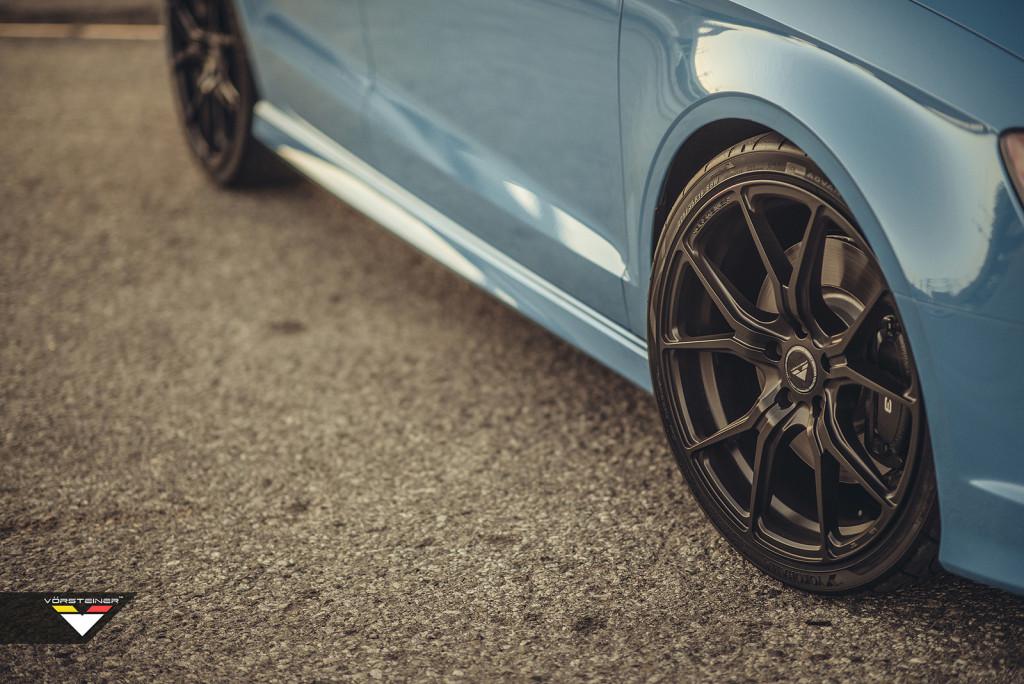 2015 Vorsteiner Audi S3 2