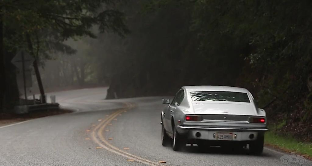 Aston Martin V8 Series 3 Petrolicious 2