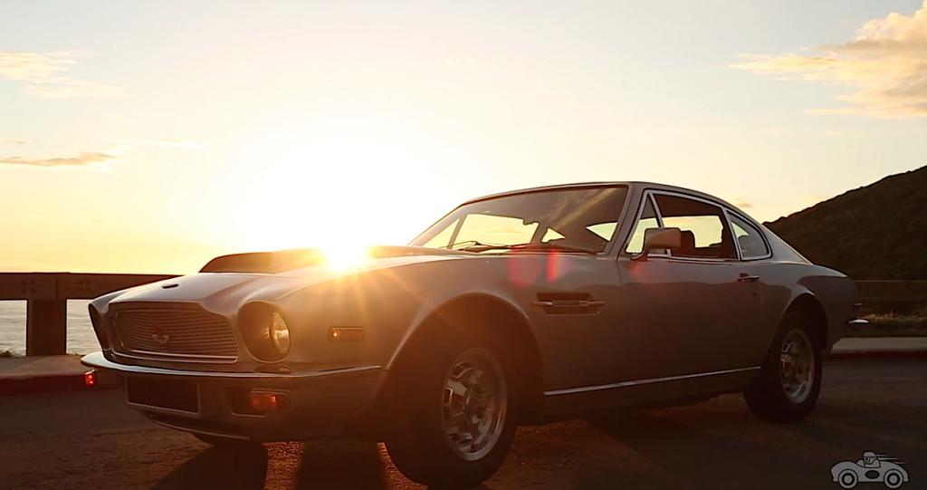 Aston Martin V8 Series 3 Petrolicious 3