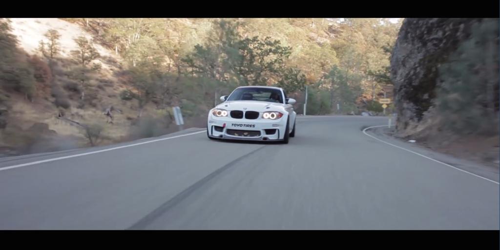 BMW 135i V8 Front