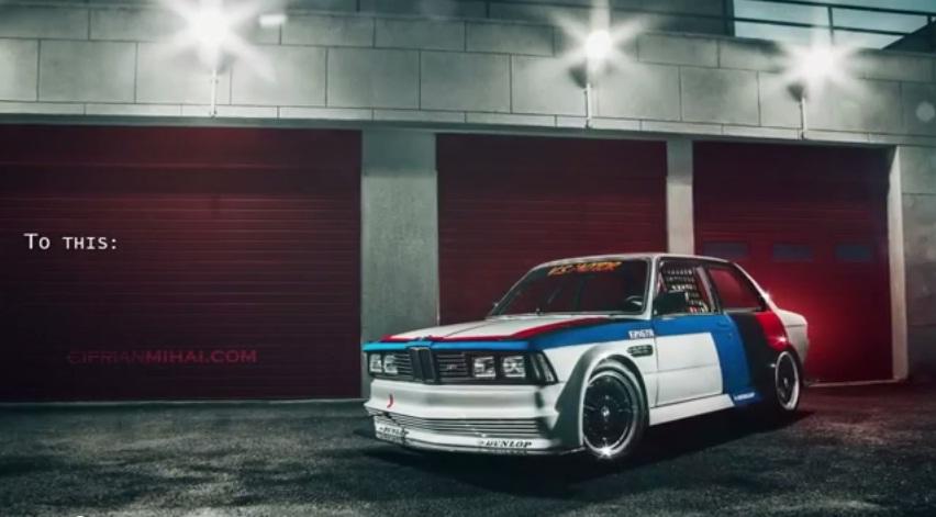 BMW E21 - From Zero to Hero Garage