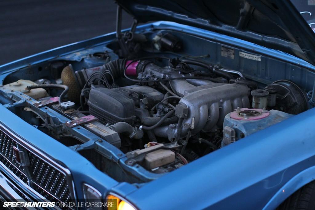 Fredrik Toyota Cressida 2jz engine