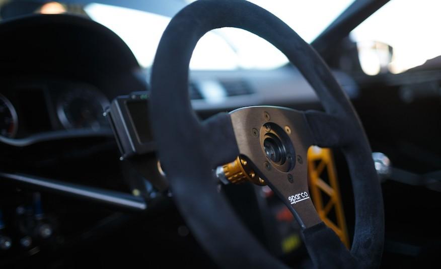 Rockstar Passat 900 horsepower sparco steering