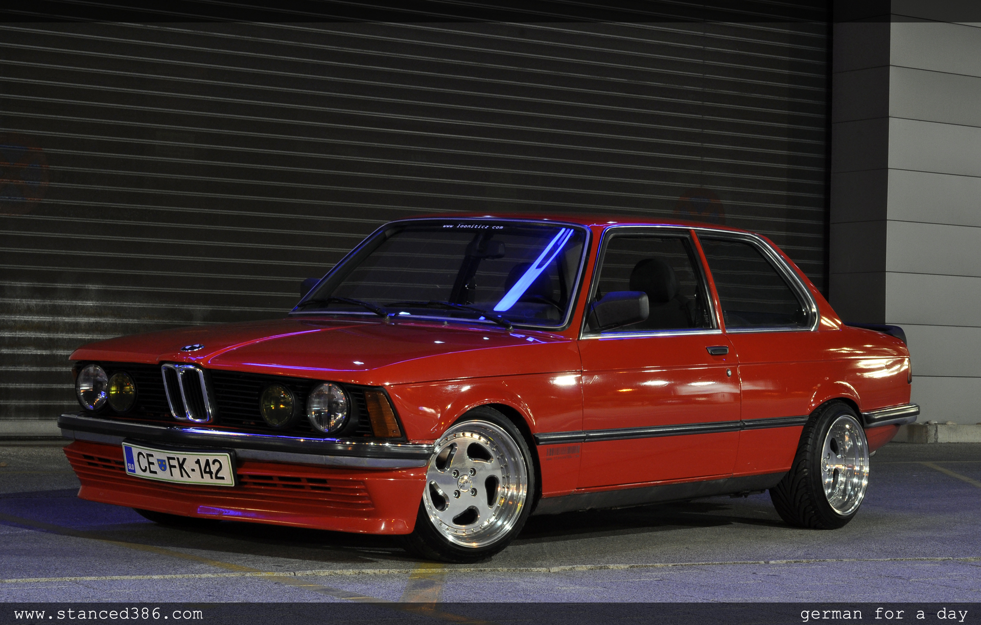 The History of BMW 3-Series (E21)