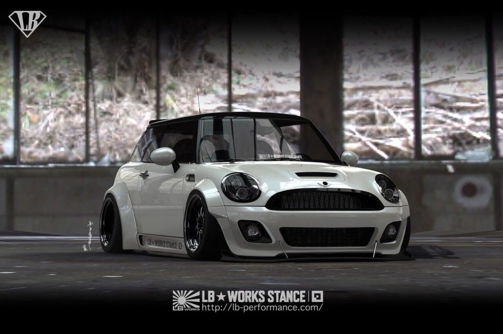 liberty-walk-mini-cooper-wide-body-kit-unveiled_1