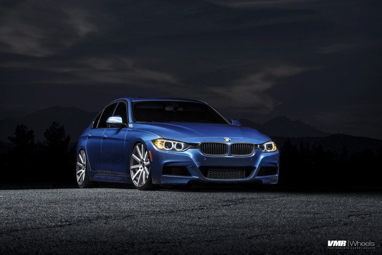 BMW-F30-3-Series-On-VMR-V702-Wheels-1-750x500