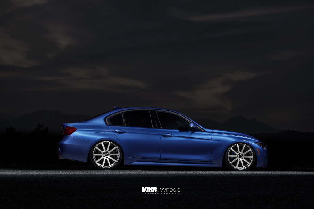 BMW-F30-3-Series-On-VMR-V702-Wheels-4