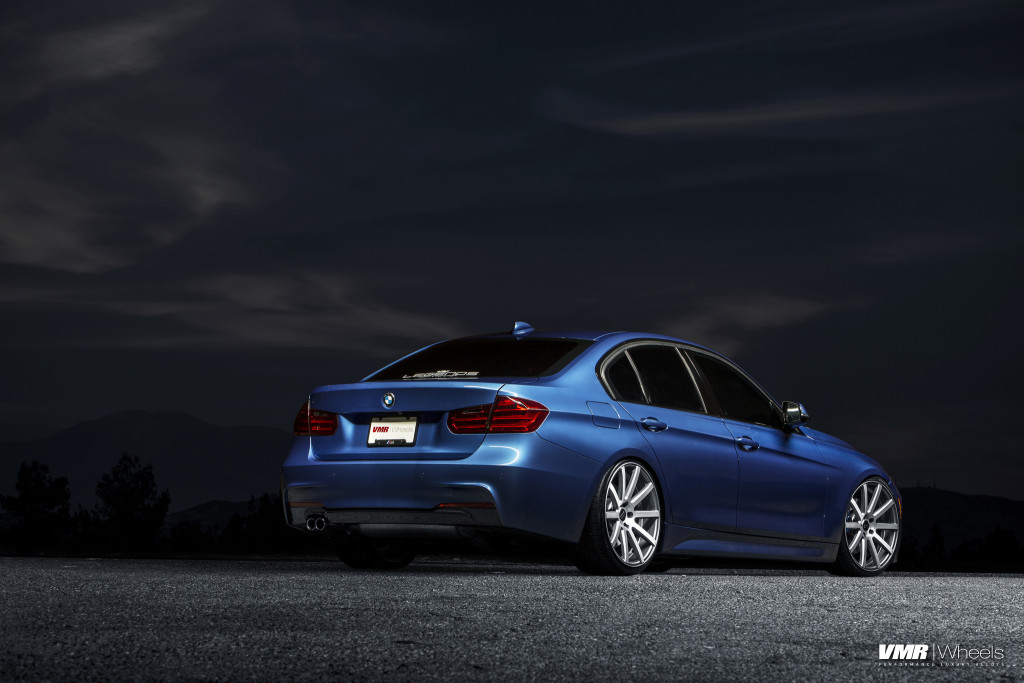 BMW-F30-3-Series-On-VMR-V702-Wheels-6