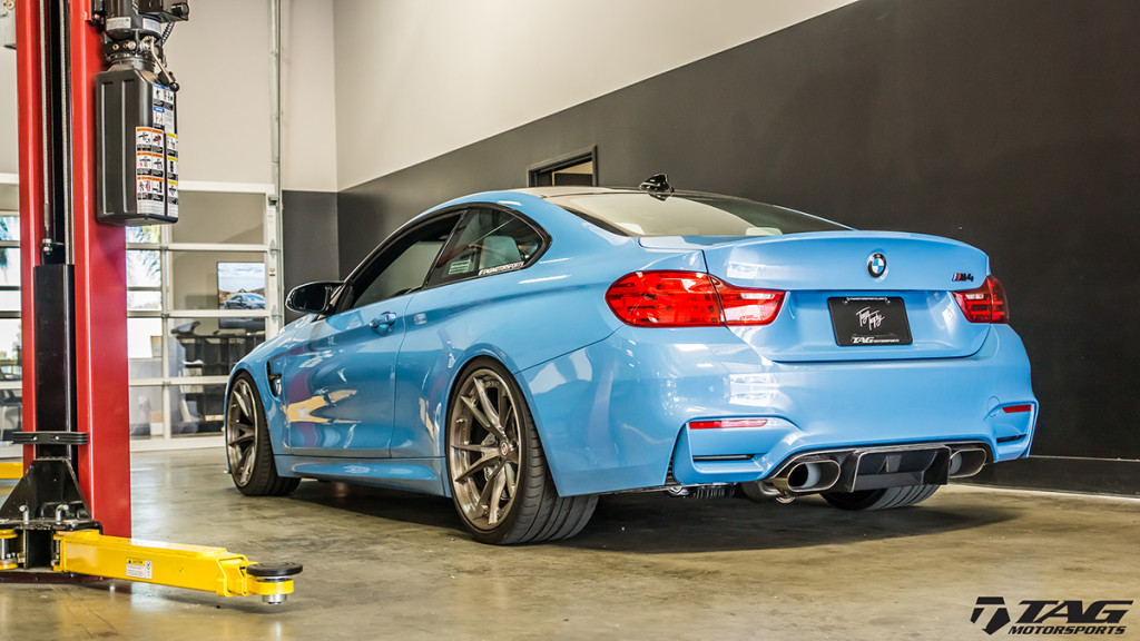 Enlaes Carbon Fiber Parts for BMW F80 and F82 by Tag Motorsport 3