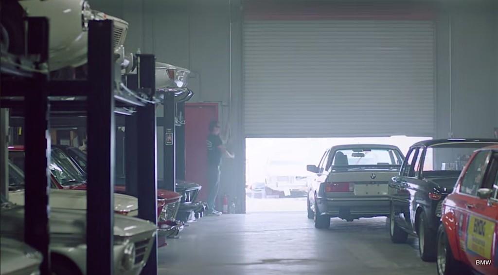 Secret BMW Collector M3