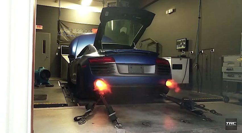 2015 Audi R8 AMS Performance 2