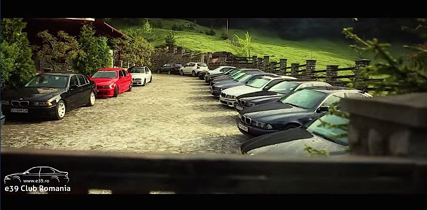 2015 BMW E39 Club Romania Gathering 3