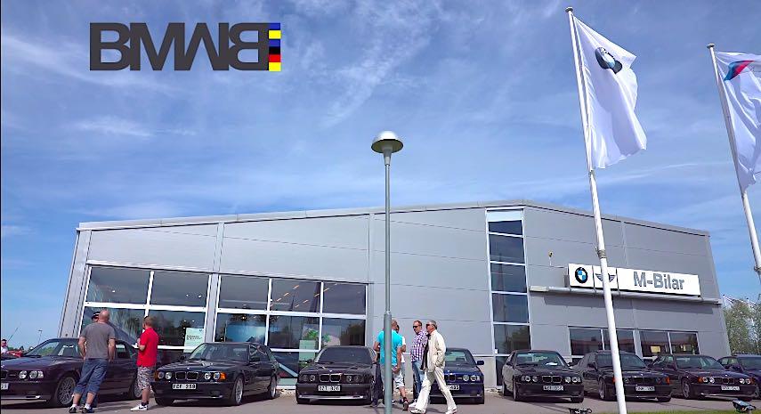 Largest BMW M Series Meeting 1