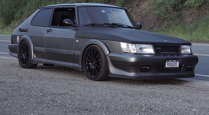 Tuned Saab 1