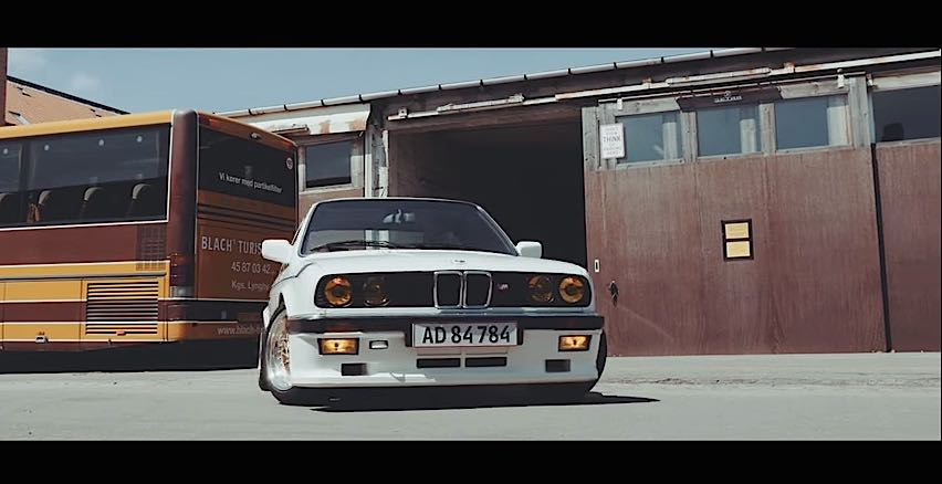 1986 BMW E30 320i - The never-ending project 1