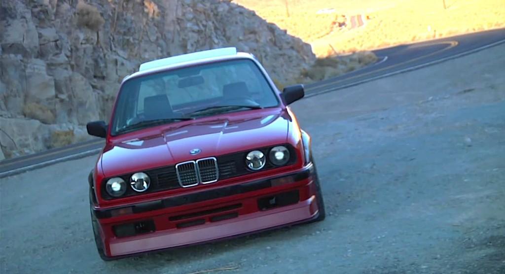 400 hp BMW E30 - 2