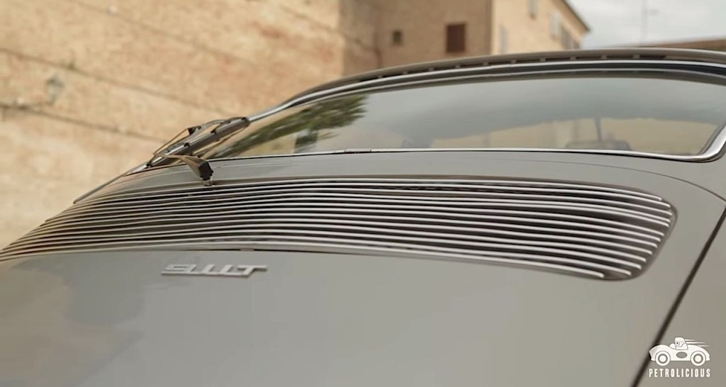 A Story of Porsche 911T in Italy - 3