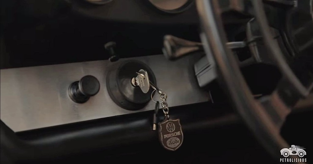 A Story of Porsche 911T in Italy - 5
