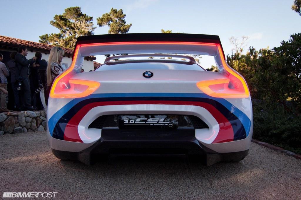 BMW 3.0 CSL Hommage R Concept - 4