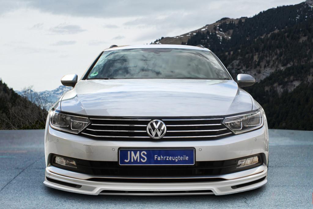 2015 Volkswagen Passat B8 Tuned by JMS Fahrzeugteile - 1