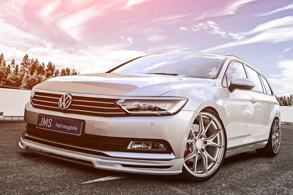 2015 Volkswagen Passat B8 Tuned by JMS Fahrzeugteile - 3