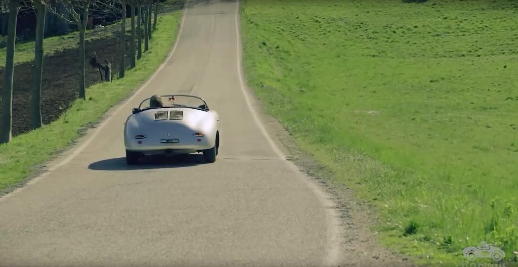 Another Story of Porsche 356 Speedster - 8