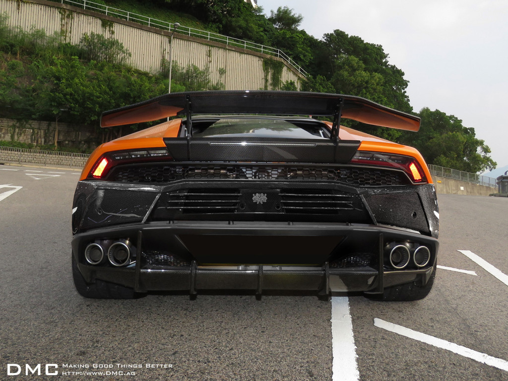 Lamborghini Huracan by DMC Luxury - 2