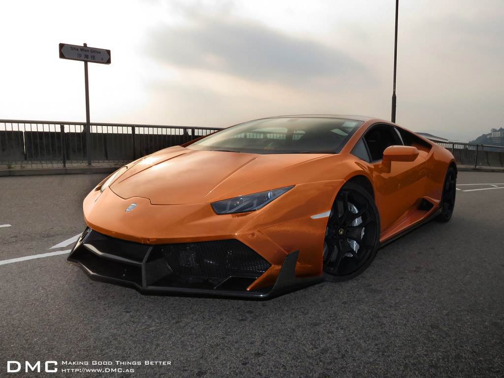 Lamborghini Huracan by DMC Luxury - 4
