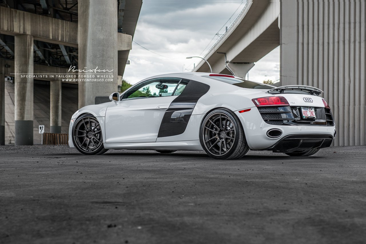1st Generation Audi R8 Still Looks Relevant Damnedwerk