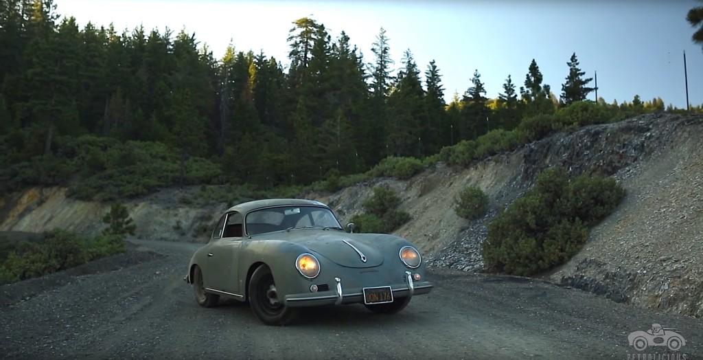Barn Find Porsche 356 - 10