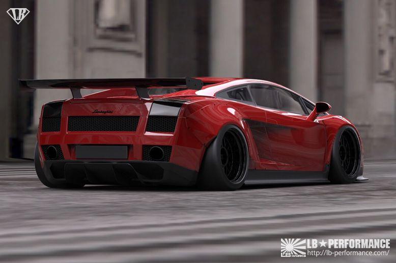 Liberty Walk Lamborghini Gallardo - 2