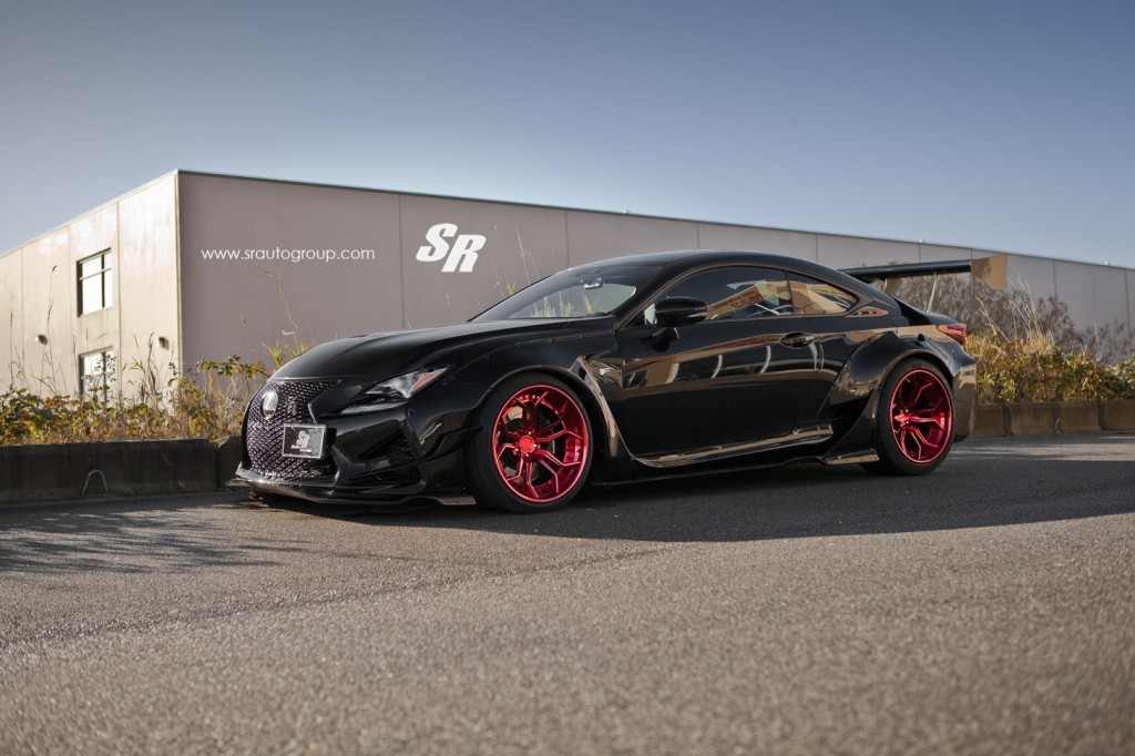 rocket-bunny-lexus-fc-f-gets-candy-red-pur-wheels_4