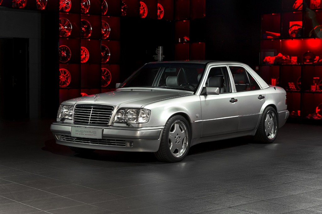 1993 Mercedes E60 AMG Restored by Overdrive