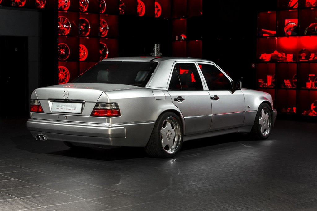 1993 Mercedes E60 AMG Restored by Overdrive - 5