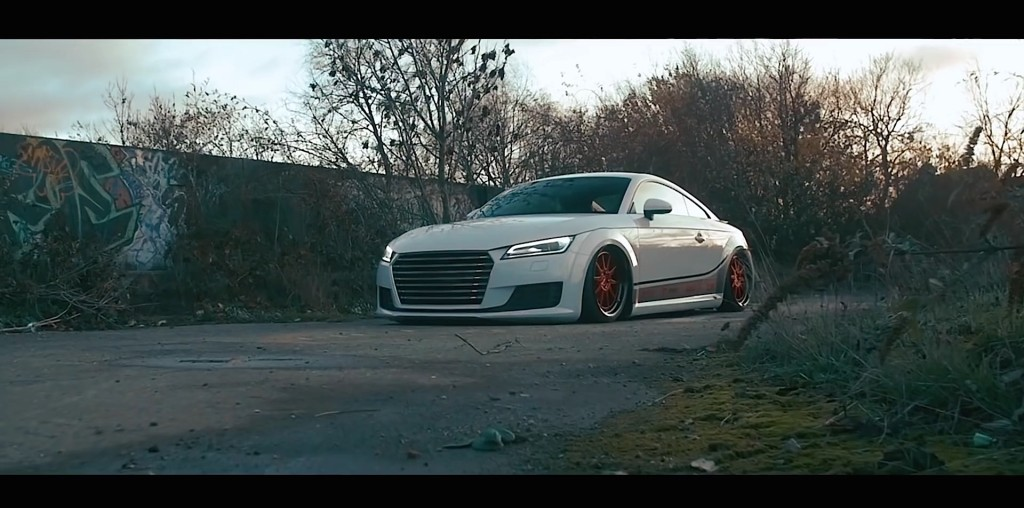 2015 Audi TT Ride On Air - 16