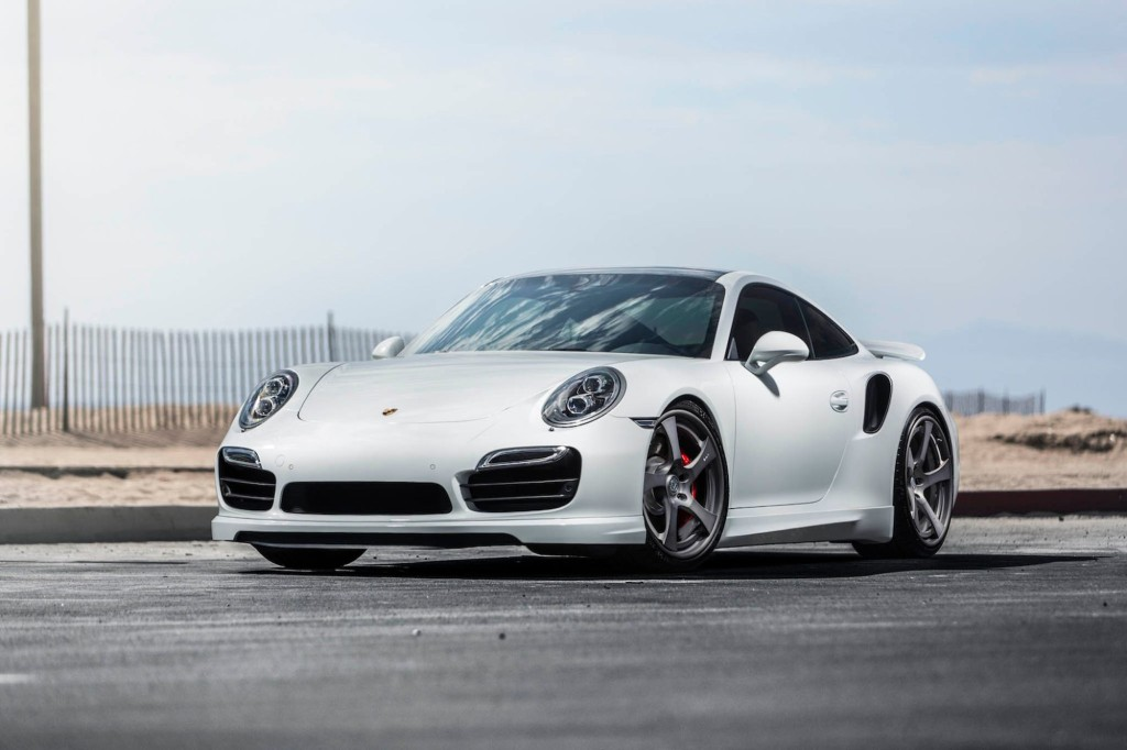 HRE RS102 Wheels on Porsche 991 Turbo - 6