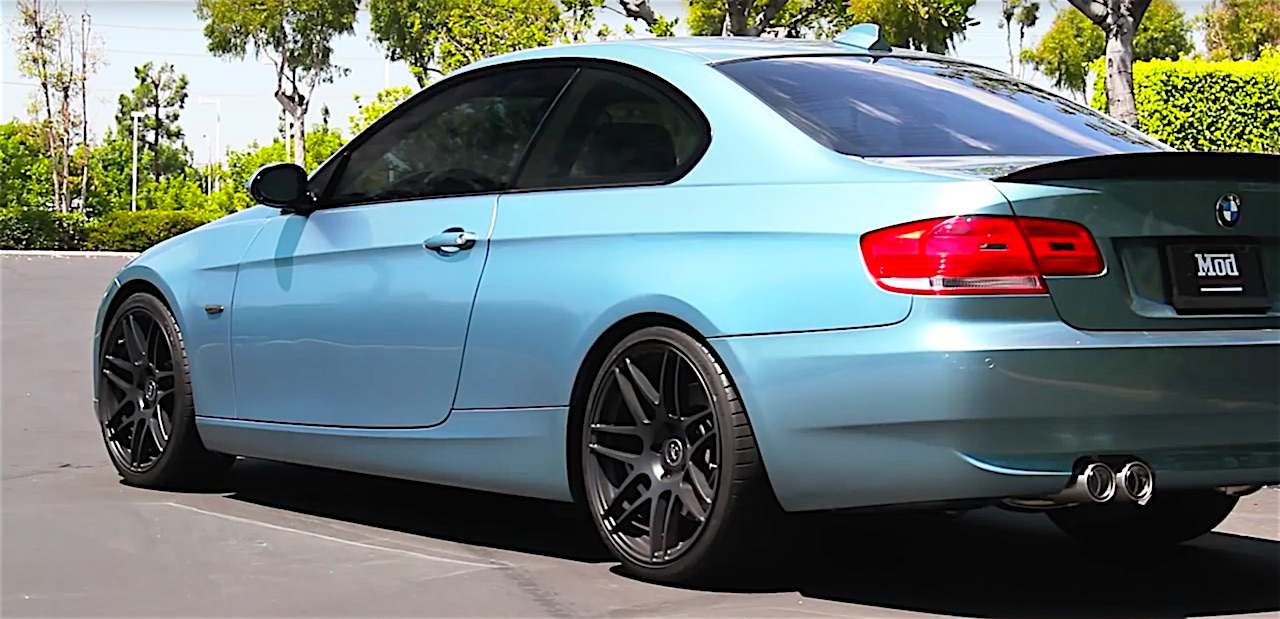 2009 Bmw 335i E92 Coupe With Remus Exhaust Damnedwerk