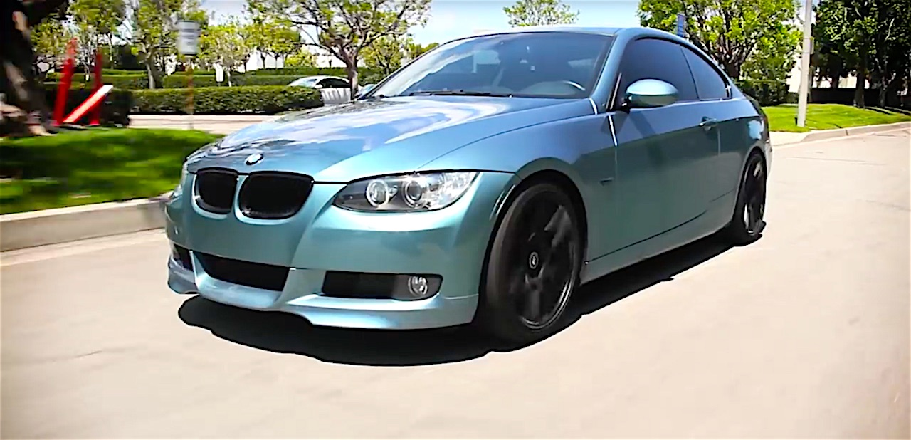 2009 bmw 335i e92 coupe with remus exhaust damnedwerk. Black Bedroom Furniture Sets. Home Design Ideas