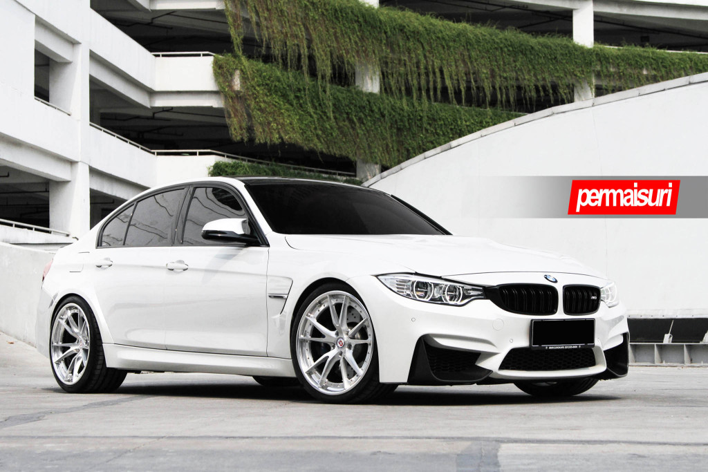BMW-M3-with-HRE-S104-in-Brushed-Clear-by-Permaisuri-3
